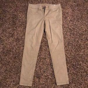 American Eagle khaki pants
